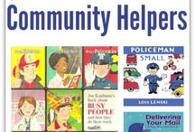 Pre-School Theme: Community Helpers