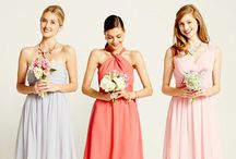 Bridesmaids / by Susan Wilder