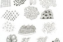 Art & Mixed Media Love: Zentangle and Doodles / by Crafty Lou