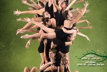Hawkins Contemporary Jazz Company / Artistic Direcor: Jacob Montoya / by Cindy Feldman