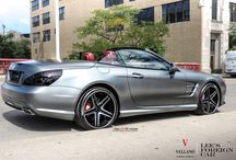 "Mercedes Benz SL550 l Vellano VRH 20"" Concave / This Beautiful Mercedes SL550 Convertible is sitting on a Set of  20"" Vellano VRH Three Piece Concave Wheels let us know what you guys think."