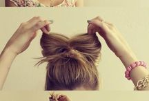 Arriba en la Azotea / Peinados