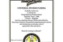 Universal Studios Florida - Legacy / Here is a series of pictures involving Universal Studios Florida in its 90s.