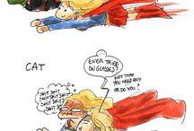 Supergirl-series