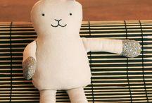 Easy DIY dolls