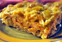 Chicken Enchilada Casserole / by Aaliyah
