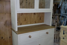Storage  / Reclaimed pine (mainly!) waxed & painted storage furniture for your home.
