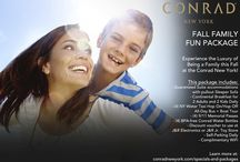 Special Offers @ Conrad New York / by Conrad NewYork