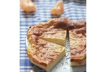 ELLE À TABLE - Fromages / Des recettes à base de fromages  / by ELLE France