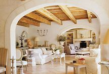 Favorite Living Spaces / by Sandy Brewster