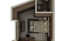House Project 2015 at Jakarta ( bedroom )