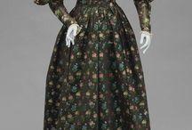 1820-1830 dresses