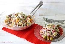 Recetas para el Verano / Los mejores recetas para el verano Puedes ver todas estas recetas en  www.comparterecetas.com