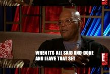 Samuel L. Jackson / Nuff said. / by Nathan Perry