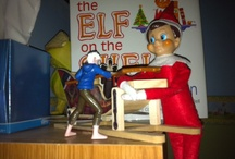 2012 Elf on a Shelf / by Michelle Flaugh
