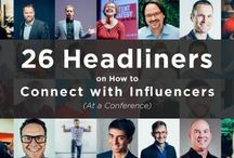How To Connect With #Influencers At #Conferences via @Toluaddy...