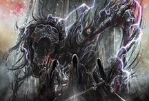 Bloodbourne & Dark Souls
