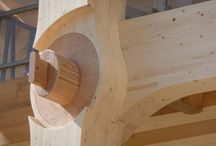 Engineered wood structures