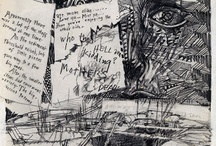 Sketchbook Inspiration / Illustrations and Paintings