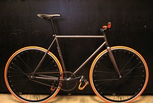 Bicycles, Single Speed / Idea board for single-speed project