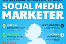 Social media marketing / Strategie di marketing attraverso #infografiche