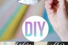 Crafty Things / Things I definitely need to try