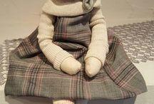 bambole handmade