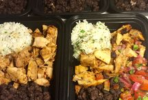 Meal Prep Recipes / Find meal prep recipes at www.mealprepmanual.com in The Meal Prep Manual eBook.  30 healthy recipes with macros calculated for you!