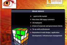 WEBDesign, Development and SEO / Advent Designs a #Web_Design and Web_Development_Company.    http://adventedesigns.com