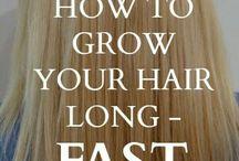 Grow Hair Longer