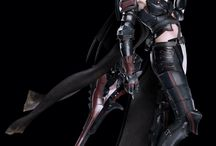 Final Fantasy Aranea Highwind