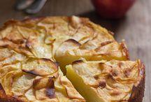 FOOD | mele / biscotti, torte, quadrotti