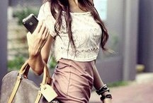 Fashion / by Tracee Nguyen