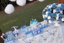 Pic Nic Congelante da Ísis (Frozen)