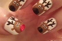 Nail Art Winter