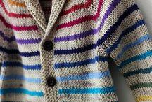 Modelos em tricot