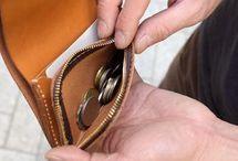 Férfi pénztárca/men's wallet