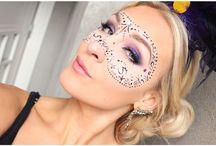 Burlesque Masquerade Ball