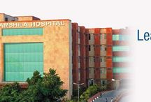 DHRC Cancer Hospital / Dharamshila Hospital and Research (DHRC) was established in Delhi, India on 19 April 1990. The cancer treatment procedure is done in specialized hospitals and the patients undergoing.