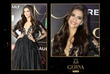 Gehna at Star Guild Awards / Celebrities adorning jewellery from Gehna at the Star Guild Awards.