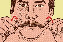 Moustache makes you look like a creep