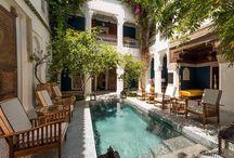 Moroccan Riads
