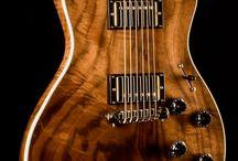 CP Thorton Guitars