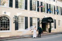 wedding: danielle + michael / Venue: Harbour Club, Charleston, SC Flowers: Tiger Lily Weddings, Charleston, SC Photography: Whimsey Photography, Charleston, SC