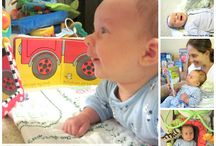 Baby playtime ideas