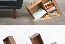Cool Shelves / by Lance Ringler