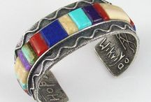 Native American Jewelry Artists