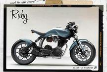 Motorbikes / by Scott Andrews