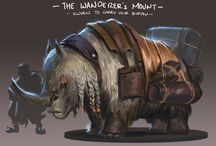 fantasy mounts
