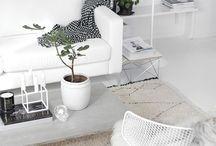 Livingroom - in white
